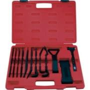 Dent Fix DF-621TPS 12 Piece Trim Panel Popper Case Set