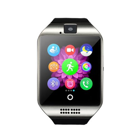 Bluetooth Smart Watch Phone GMS GPRS 1.54inch Screen for Android