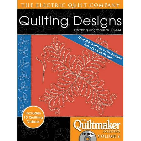 Quilting Bee Design (Quiltmaker Quilting Designs Volume 6 )
