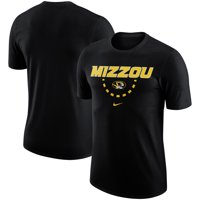Missouri Tigers Nike Basketball Team T-Shirt - Black