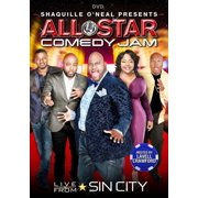 Shaquille O'neal All-star Comedy Jam: Live From Sin City by Lions Gate