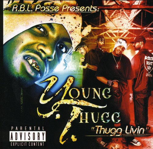 Young Thugg - R.B.L. Posse Presents Thugg Livin' [CD]
