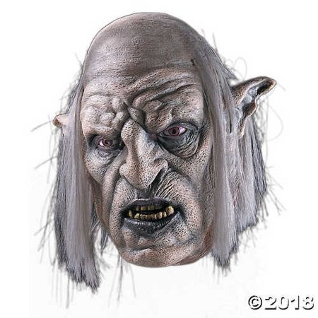 Orc Overseer Mask Adult Lord of the Ring Mask](Orc Mask)