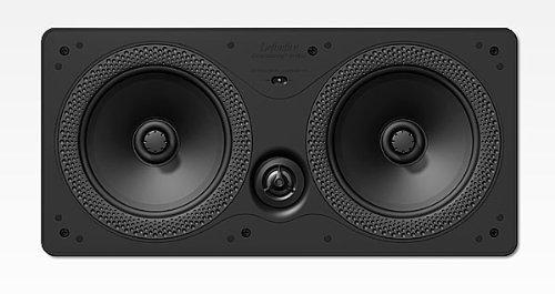 Definitive Technology Di 5.5 LCR In Wall Speaker (Single) (Qty 5) + Definitive Technology - PS1000BK + Monster Cable -