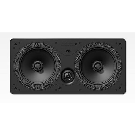 Definitive Technology Di 5.5 LCR In Wall Speaker (Single) (Qty 5) + Definitive Technology PS1000BK + Monster... by
