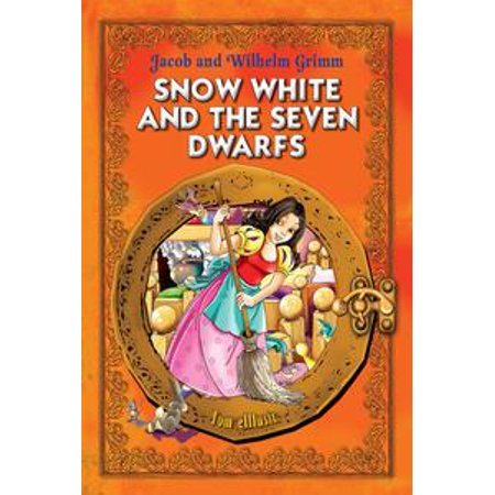 Snow White and the Seven Dwarfs. Classic fairy tales for children (Fully Illustrated) - eBook