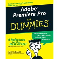 For Dummies: Adobe Premiere Pro For Dummies (Paperback)