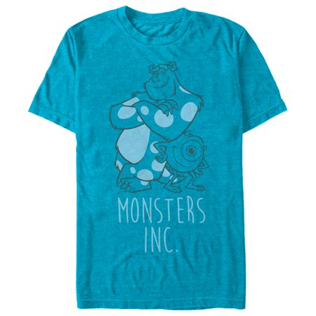 Monsters Inc Men's Best Friend Pose T-Shirt