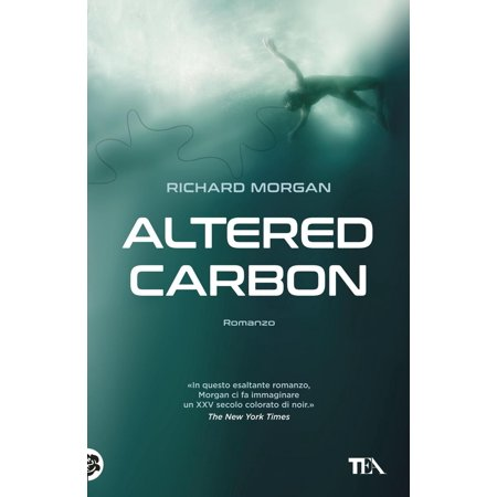 Altered Carbon - eBook