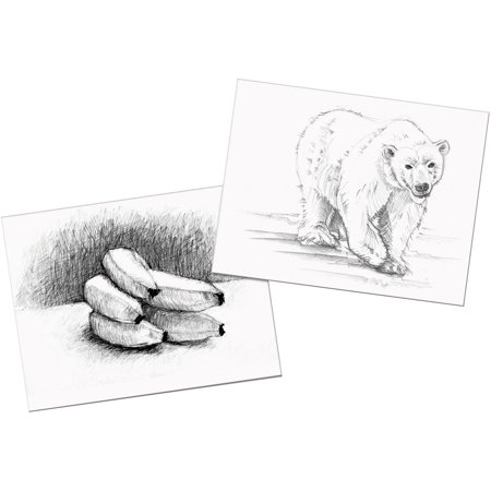 Art1st Sketch Pad, 60 lbs. Heavyweight Drawing Paper. 9 x 12, 50 - Art Paper