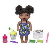 a8c2491900 Product Image Baby Alive Sweet Spoonfuls Baby Doll Girl-Black Hair