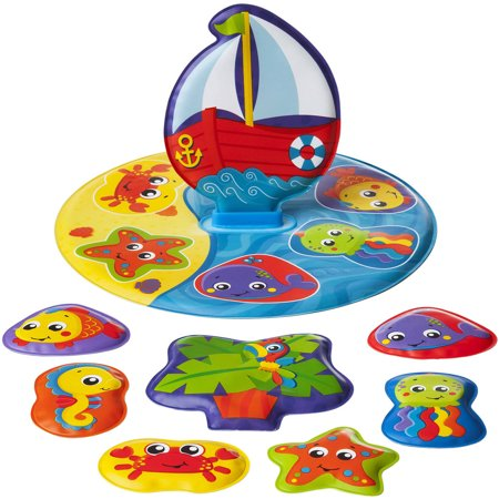 Playgro Floaty Boat Bath (Magic Bath Puzzles)