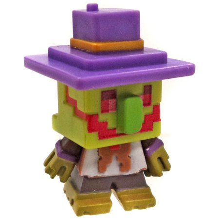 Event Halloween Minecraft (Minecraft Spooky (Halloween) Series 9 Village Watcher Mystery Minifigure [No)