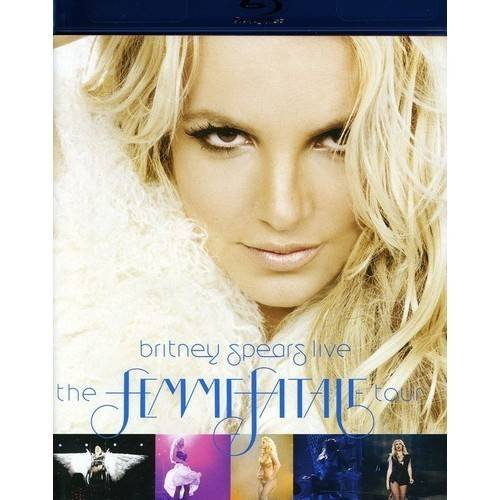 Britney Spears Live: The Femme Fatale Tour (Music Blu-ray)