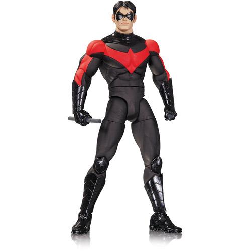 DC Comics Designer Series 1 Greg Capullo's Nightwing Action Figure by DC COMICS
