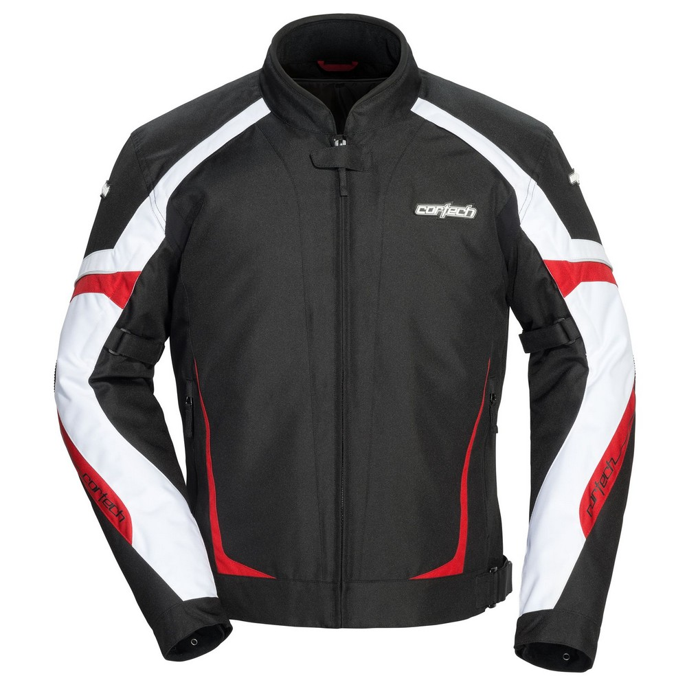 Cortech VRX 2.0 Mens Jacket Black/Red