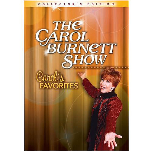 The Carol Burnett Show: Carol's Favorites (Collector's Edition)