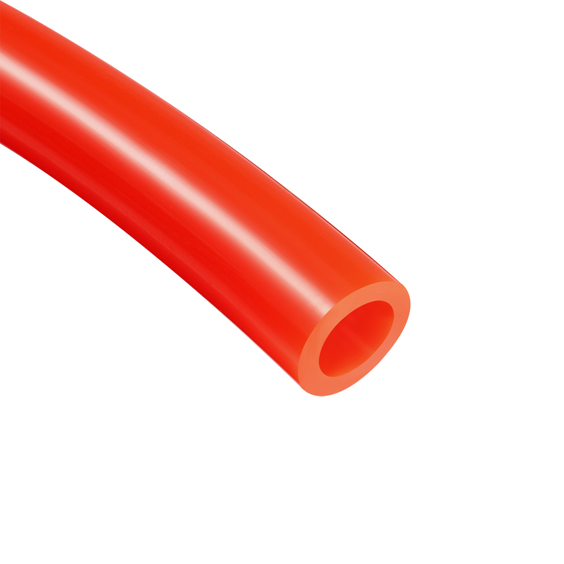 10mm X 6.5mm Pneumatic Air PU Hose Pipe Tube 10 Meter 32.8ft Red - image 4 of 4