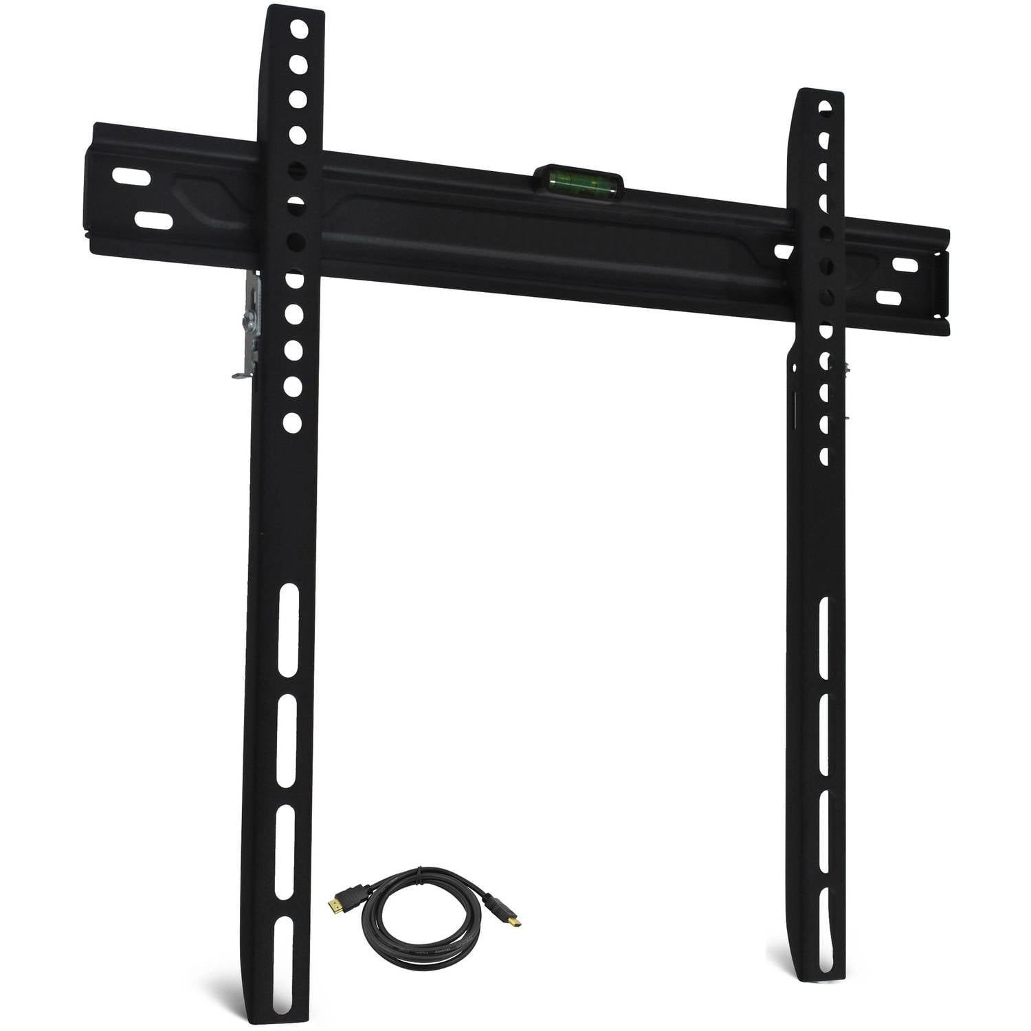 Onn Large Tilting Tv Wall Mount For 47 80 Tvs Hospital Bed Having Wireless Data On Wiring Box