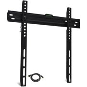 """Low-Profile TV Wall Mount for 19""""-60"""" TVs with HDMI Cable, UL Certified"""