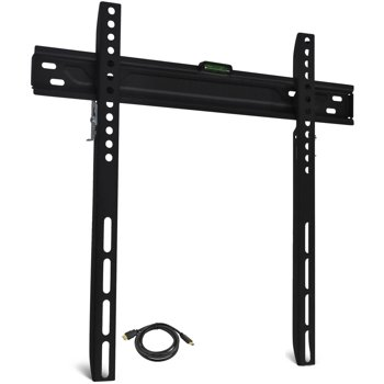 Low-Profile TV Wall Mount for 19