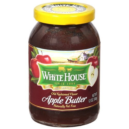 White House Old Fashioned Apple Butter,12 Oz