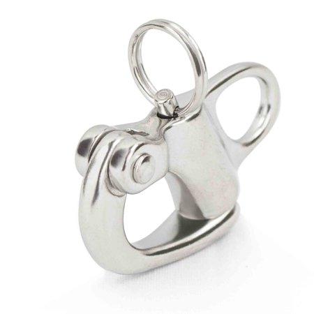 Fixed Snap Shackle (Five Oceans Fixed Bail Snap Shackles, 2
