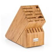 Wusthof 17-slot Knife Block (Bamboo)
