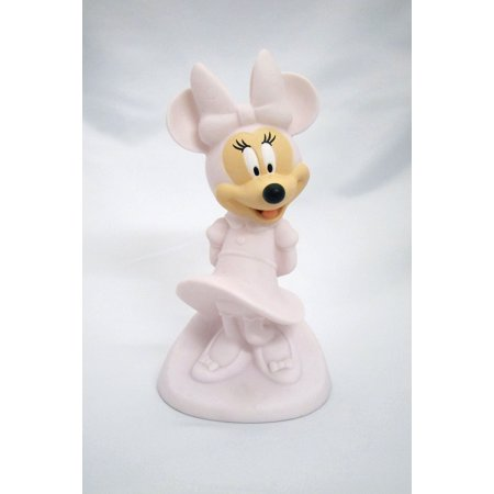 Disney Junior Paint Your Own Minnie Mouse Coin Bank
