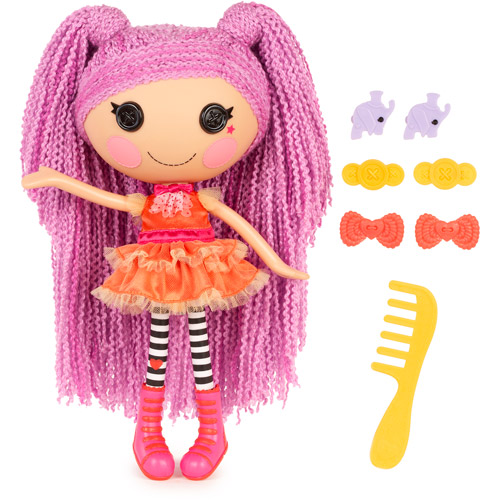 Lalaloopsy Loopy Hair Doll, Peanut Big Top