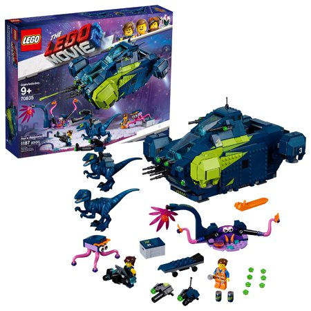 LEGO Movie Rex's Rexplorer! 70835