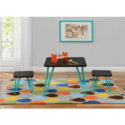 Cosco Betty Retro Style Kids Table and Stools Set