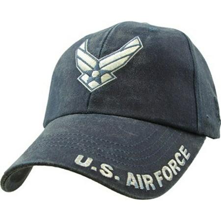 US Air Force Wings Logo Hat