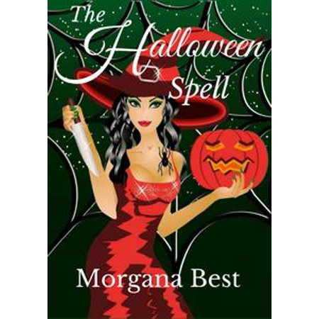 The Halloween Spell (Witch Cozy Mystery) - eBook