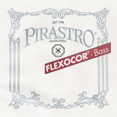 Pirastro Flexocor Series Steel Bass A String Rope Core