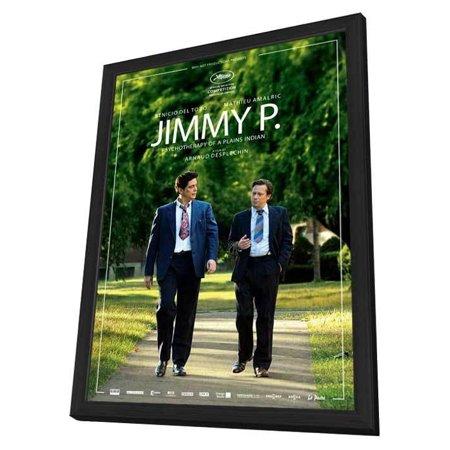 Jimmy P. (2014) 11x17 Framed Movie Poster