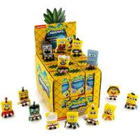 Nickelodeon Spongebob Squarepants Many Faces of Spongebob Mystery Box [24 Packs]