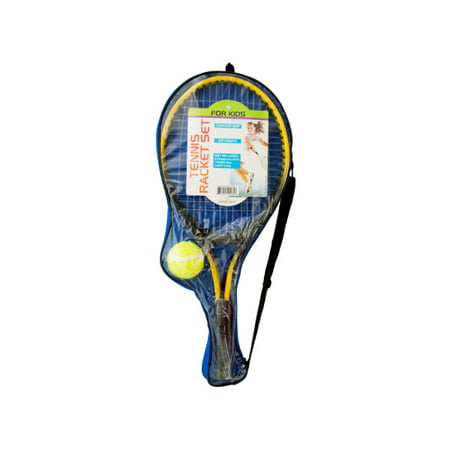 Kids Tennis Racket Set with Ball (Available in a pack of