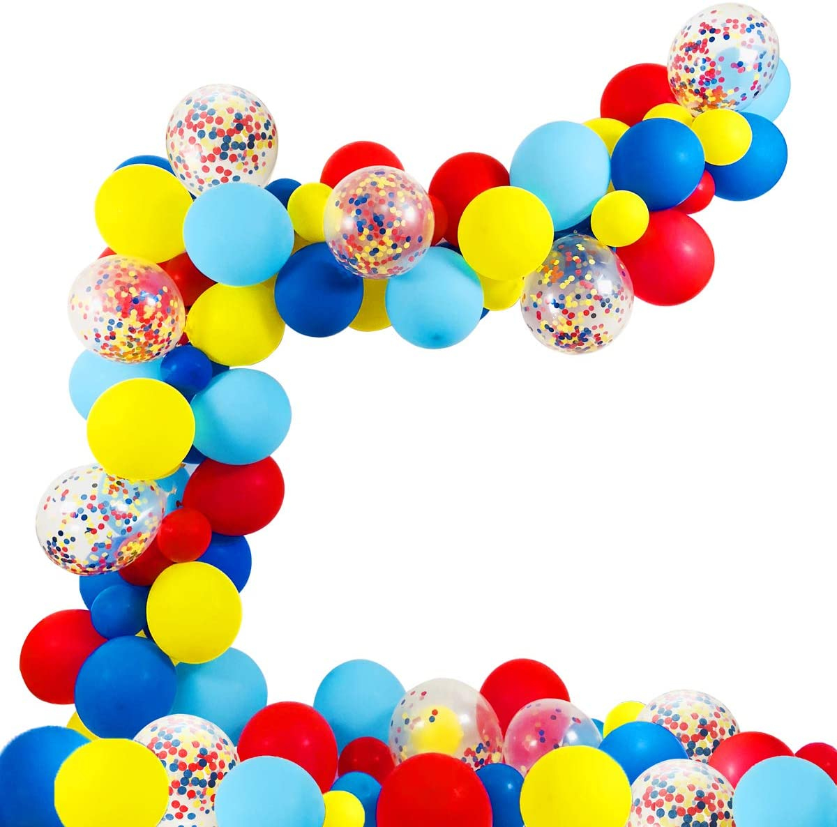 About To Pop Baby Shower Confetti Balloons Pink Party Decorations