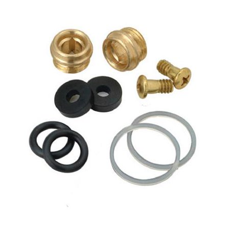 Brass Craft Service Parts SF0172X Repair Kit With Seats For Price Pfister Lavatory & Kitchen Faucet Stems