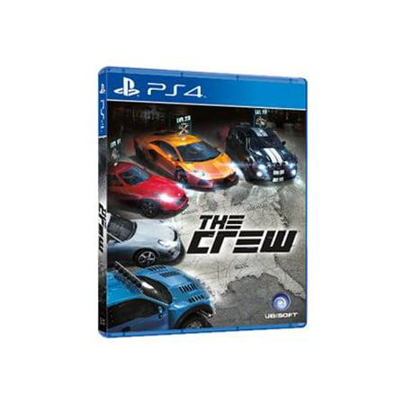 - Ubisoft Cokem International Preown The Crew Ps4