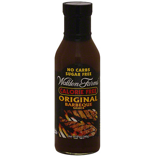 Walden Farms Calorie-Free Original Barbeque Sauce, 12 oz (Pack of 6)