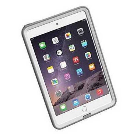 differently a52b9 8b818 LifeProof FRE iPad Mini/Mini 2/Mini 3 Waterproof Case - AVALANCHE  (WHITE/GREY)