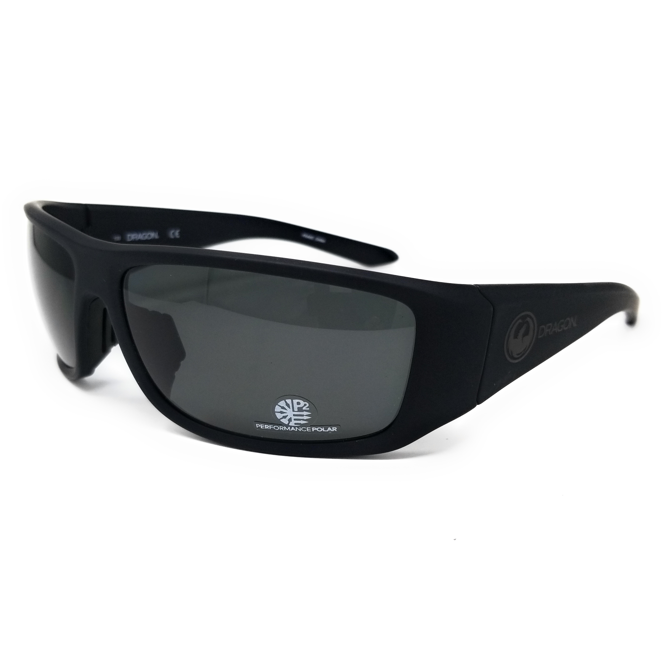 Dragon The Verse H2O 38675-002 Matte Black//Grey Men/'s Floatable Sunglasses