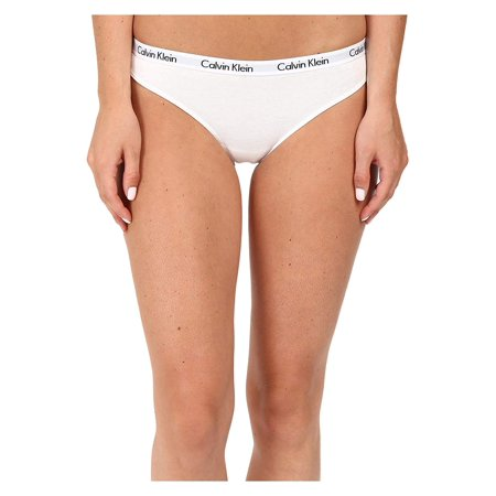 Calvin Klein Underwear Carousel 3-Pack Bikini Black/White/Grey Heather Calvin Klein Bikini Brief
