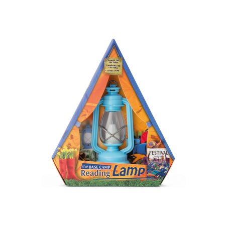 The Base Camp Reading Lamp - Festival Blue (Other) Acorn Lamp Base