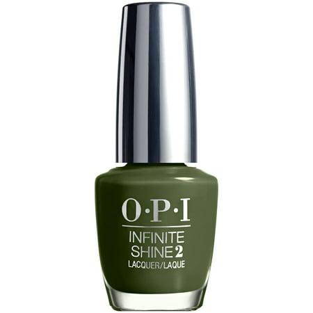 - OPI Nail Polish INFINITE SHINE IS - OLIVE FOR GREEN ISL64