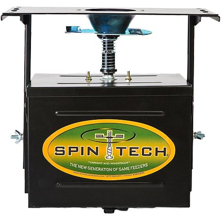 SpinTech 12 Volt EZ Game Feeder Digital Spinner Unit