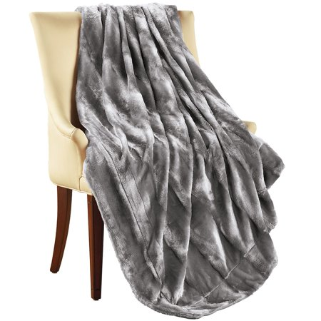 Fur Soft Blanket - Beautiful and Soft Faux Fur Throw Blanket to Add an Elegant Touch to Any Room 50