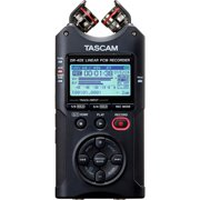 Best Audio Interfaces - Tascam DR-40X Four Track Handheld Recorder Review